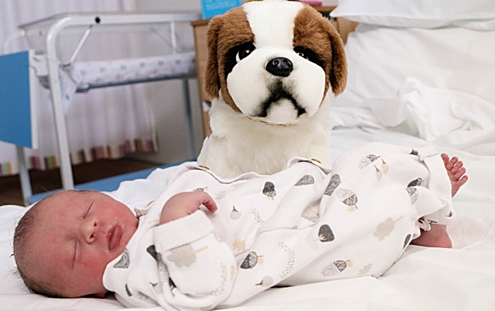 NHS baby