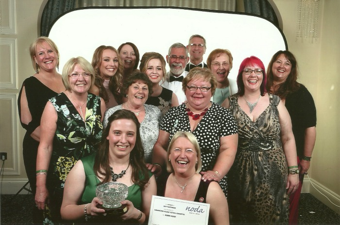 NODA pantomime award winners, Shavington Village Festival committee