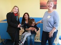 Fundraisers help buy specialist bed for Wingate Centre children