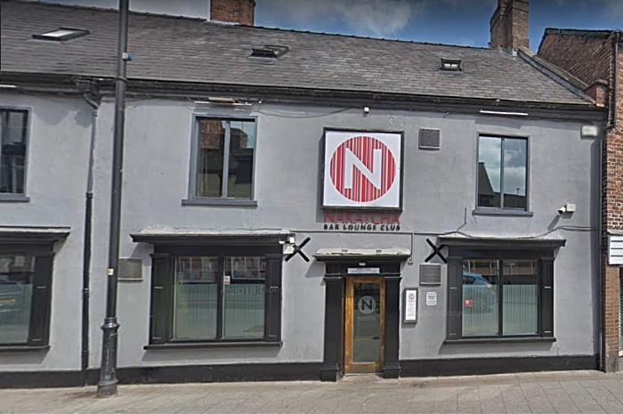 Nakatcha club in Nantwich