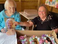 Nantwich woman Nancy celebrates 100th birthday