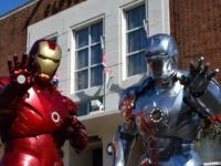 Third NanoCon entertains hundreds at Nantwich Civic Hall
