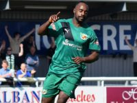 Ten-man Nantwich Town notch fine win at play-off hopefuls Shaw Lane