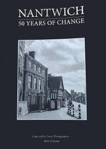 Nantwich 50 years of change - book front cover
