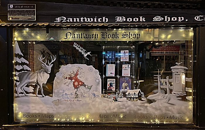 Nantwich Bookshop & Coffee Lounge - window display (1) (1)