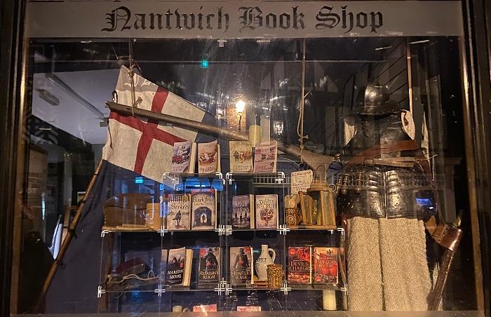 Nantwich Bookshop & Coffee Lounge - window display (2) (1)