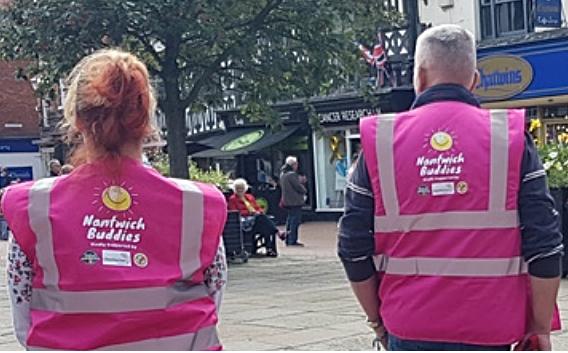 clubs - Nantwich Buddies volunteer scheme