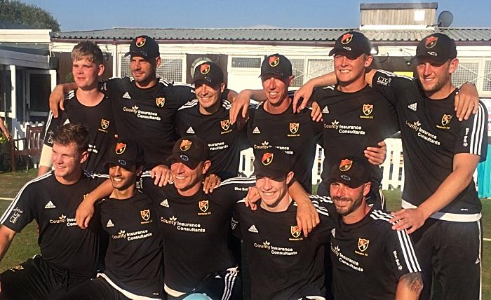 Nantwich CC reach T20 quarter finals