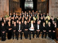 Nantwich Choral Society to stage Christmas concert at St Mary's Church
