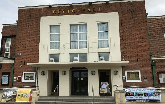 council tax rise - Nantwich Civic Hall - discount sale