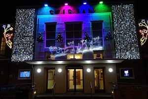 Santa's Sparkly Surprise comes to Nantwich Civic Hall for Christmas