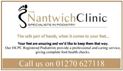 Nantwich Clinic 250x125 draft advert