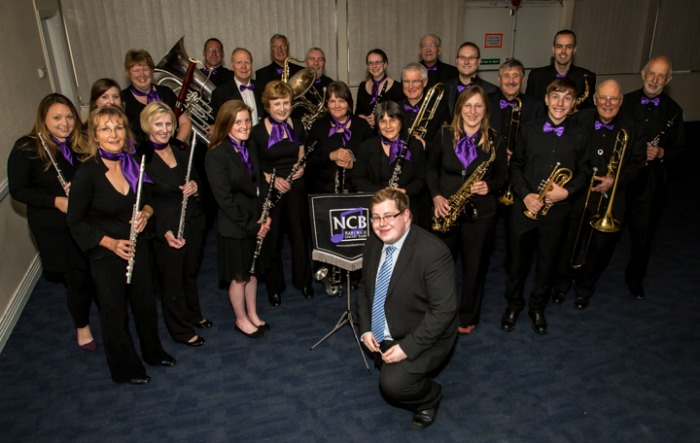 Nantwich Concert Band (pic by PDPhotography)