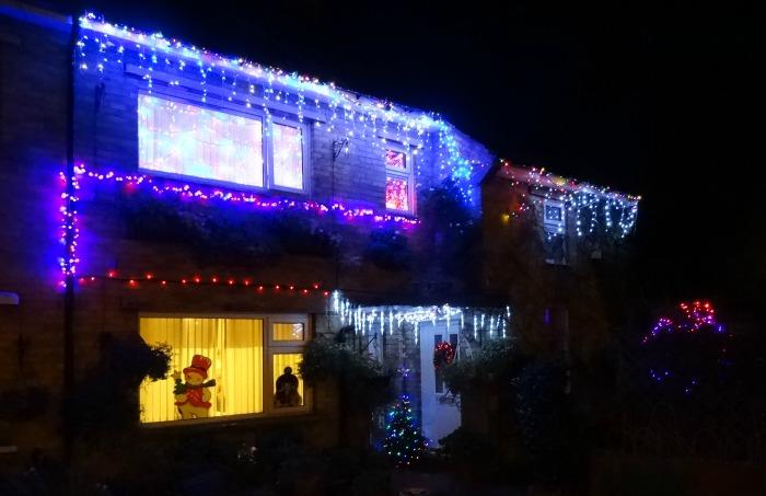 Nantwich - Cope Avenue - lights