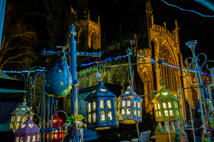 Nantwich Events Photo - lights switch on