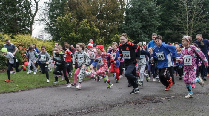 Nantwich Events Photography Elle's Wishes Fun Run Queens Park