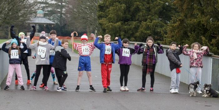 Nantwich Events Photography Elle's Wishes Fun Run
