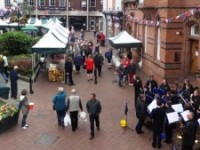 Nantwich Fete to be annual event, organisers hope