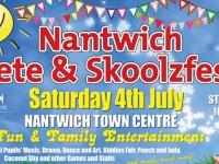SkoolzFest and Nantwich Fete set entertain huge crowds