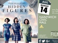 "Nantwich Film Club to show ""Hidden Figures"" on August 14"