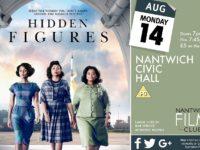 "Nantwich Film Club to show ""Hidden Figures"" on August 14"