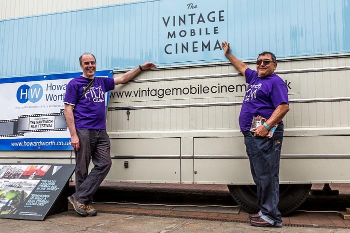 Nantwich Film Festival - vintage cinema