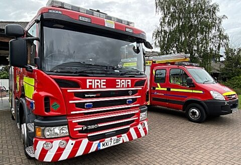 Woman trapped in road smash at busy Nantwich junction