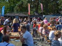 Thousands enjoy the sun at Nantwich Food Festival