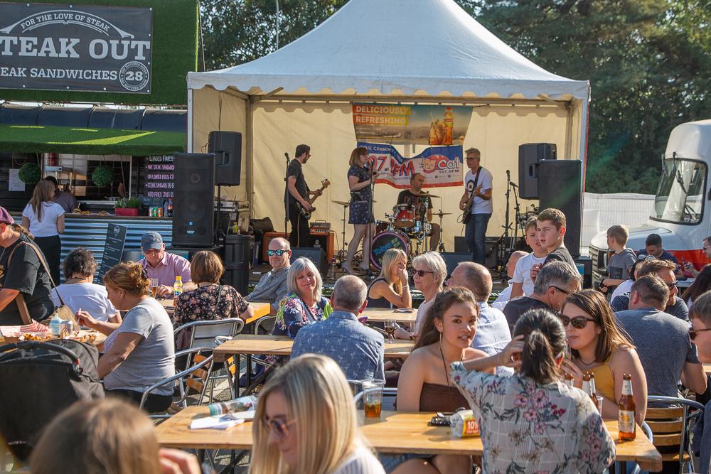 Nantwich Food Festival - Friday 7