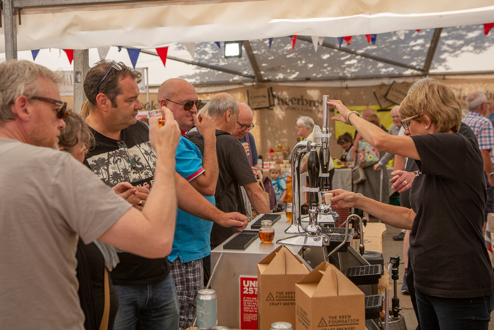 Nantwich Food Festival - Friday 9