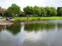 New signs and sculpture to be unveiled at Nantwich Lake