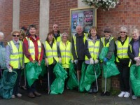 Nantwich Litter Group to stage latest town pick