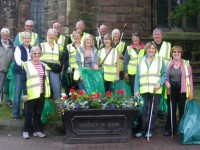Nantwich Litter Group to stage latest crackdown in Pillory Street