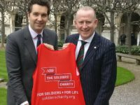 Nantwich MP Edward Timpson to run London Marathon for Army Benevolent Fund