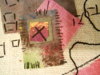 Time and Place textiles exhibition opens at Nantwich Museum