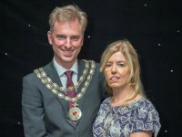 New Nantwich Mayor Andrew Martin elected at Civic Hall