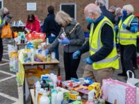 "Nantwich Foodbank ""drop and go"" event hailed huge success"