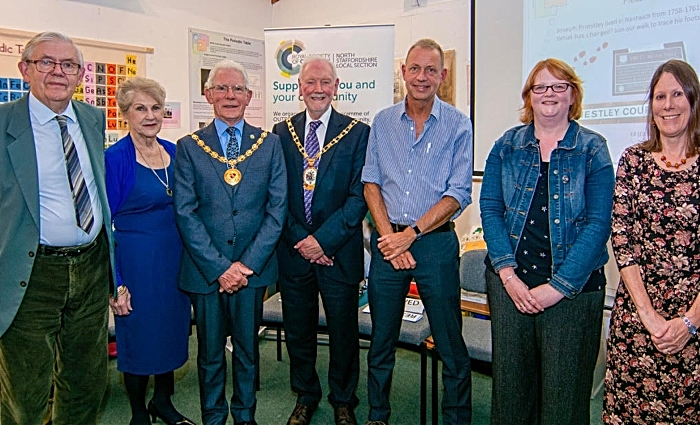 Nantwich Museum Reception 270919 see email for annotation - Joseph Priestley event