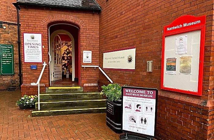 digital - Nantwich Museum entrance - Oct 2020 (1)