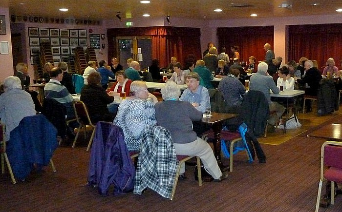 Nantwich Museum spring quiz night at Vagrants