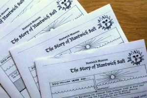 Nantwich Museum launches latest comic on story of town's salt