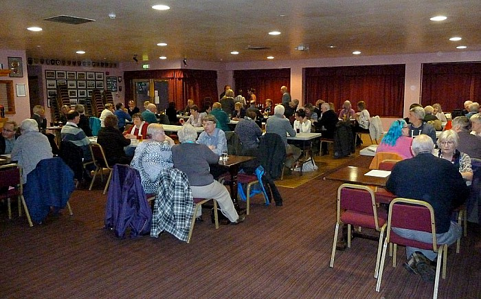 Nantwich Museum first quiz night 2017