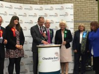 Four Cheshire East borough councillors in Nantwich retain seats