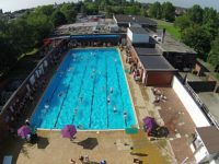 Nantwich's famous outdoor Brine Pool re-opens this weekend