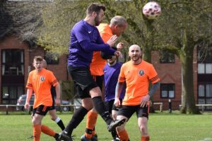 George & Dragon continue winning ways in Crewe Regional league