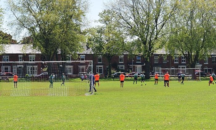 Nantwich Pirates vs Cuddington on Barony Park (1)