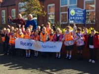 Rotary helps Nantwich youngsters enjoy free Chester Zoo visit