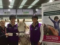 Christmas gift for Nantwich Riding for the Disabled