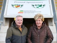 Nantwich Town unveils new sponsor signing
