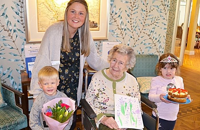 Nantwich Richmond Care Home Visit (1)